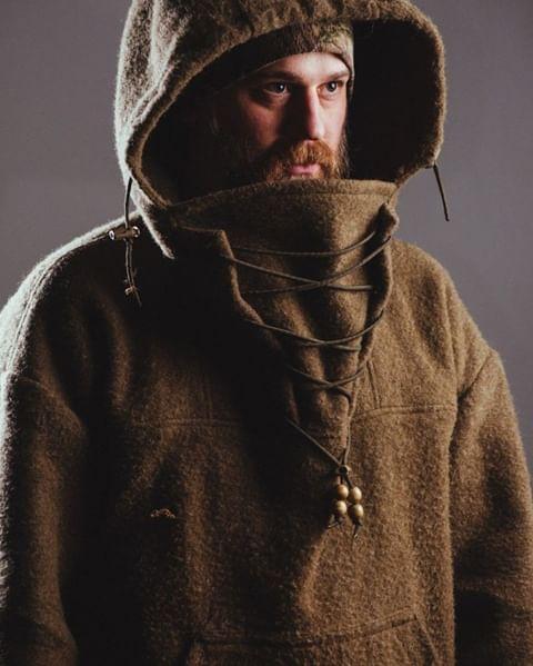 Men's Anorak Outdoor Jacket
